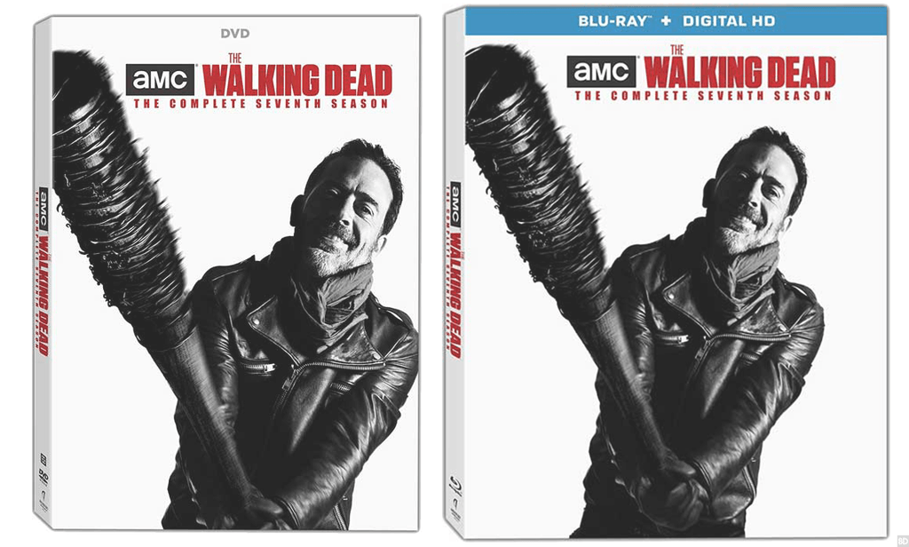 The Walking Dead Season 7 Blu-ray And DVD Release Detailed
