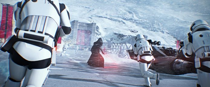 Star Wars Battlefront II's Open Beta Kicks Off October 6; Two Day Early Access For Pre-Orders
