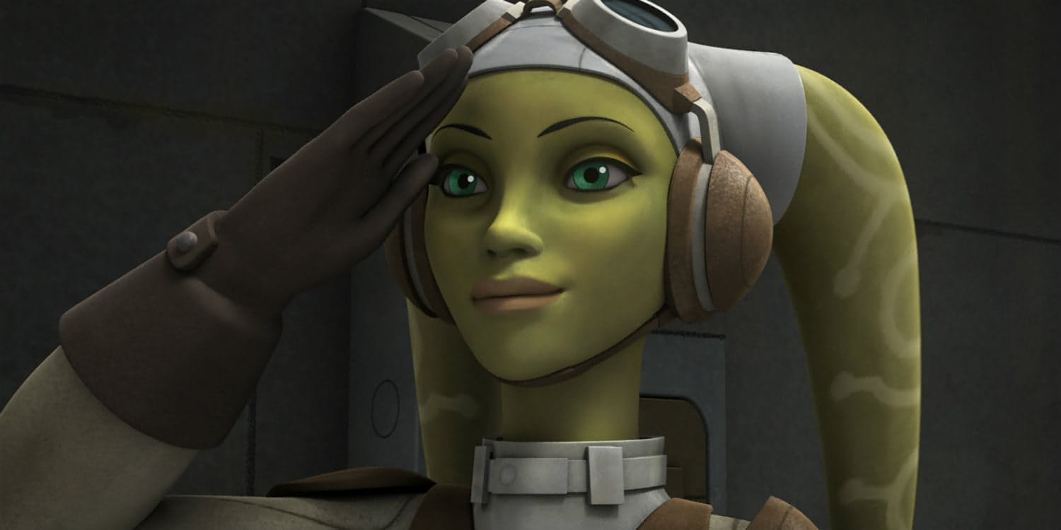 Star Wars Rebels Actress Wants To See Hera In The Movies