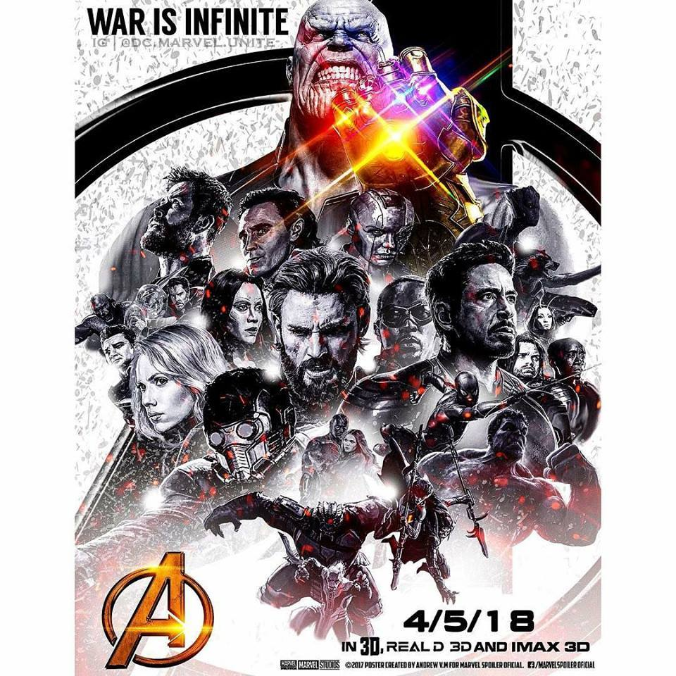 "Avengers: Infinity War Is ""Absolutely Mind-Blowing"""