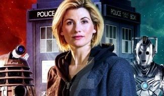 Catch A Glimpse Of Jodie Whittaker And Her Companion In New Doctor Who Set Pics