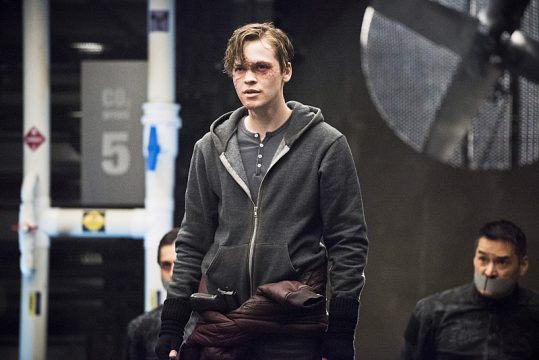 Alexander Calvert Confirmed As Series Regular For Supernatural Season 13