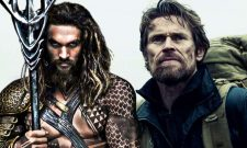 Willem Dafoe On How Aquaman's Underwater Scenes Are Filmed