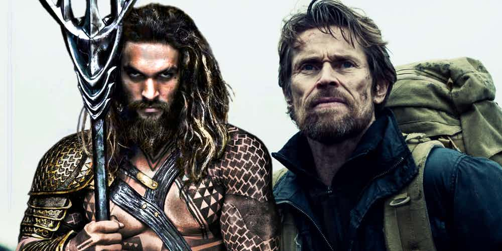 Willem Dafoe Explains Aquaman's Horror Influences