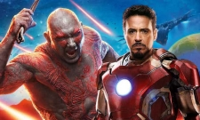 Dave Bautista Says Working With RDJ On Avengers: Infinity War Was A Dream Come True
