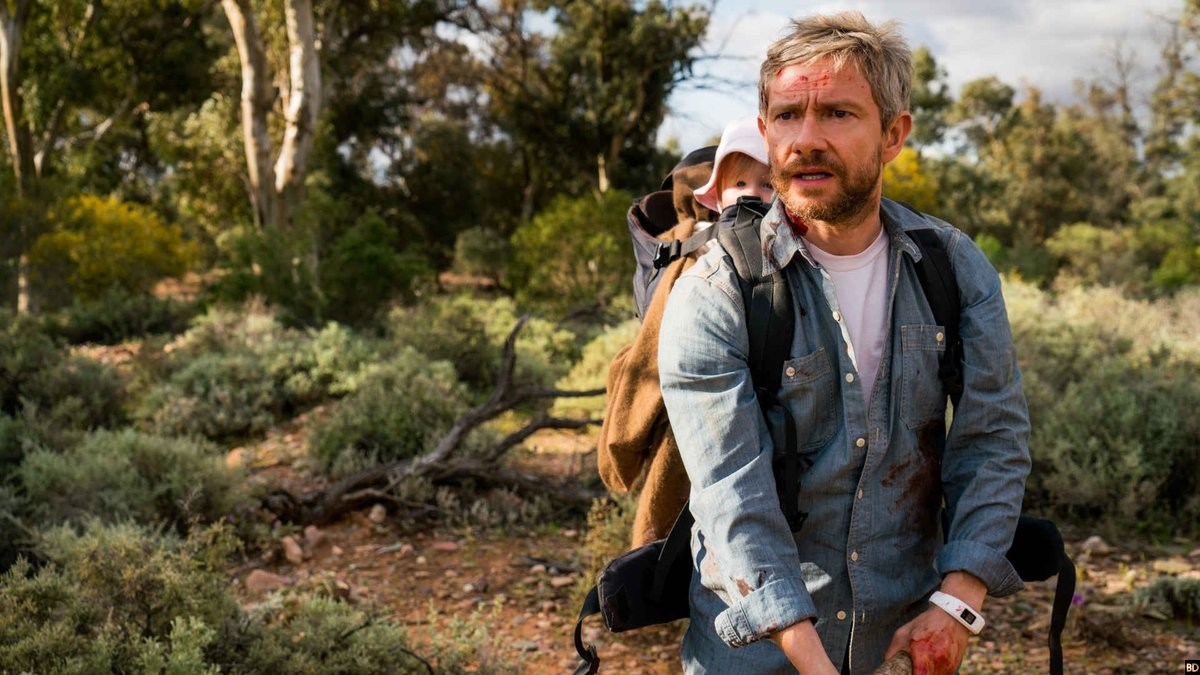 Sherlock's Martin Freeman Features In New Clip From Zombie Thriller Cargo