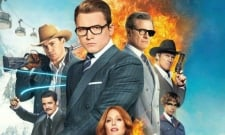 Secret Agents Assemble On Kingsman: The Golden Circle International Poster