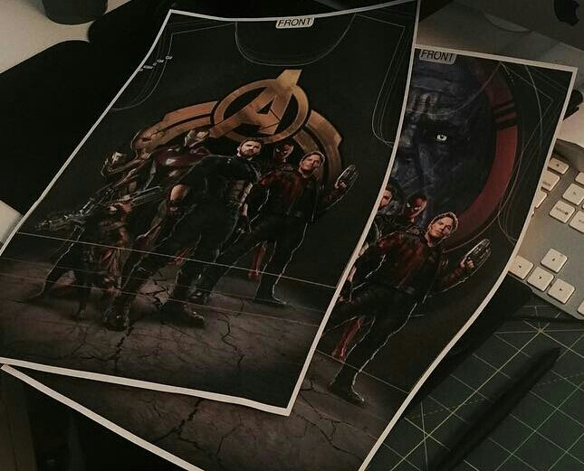 The Guardians And Avengers Assemble On New Infinity War Promo Art