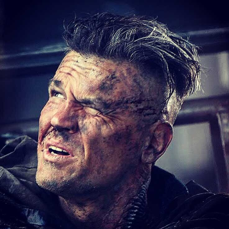 New Photo Of Josh Brolin's Cable In Deadpool 2 Revealed