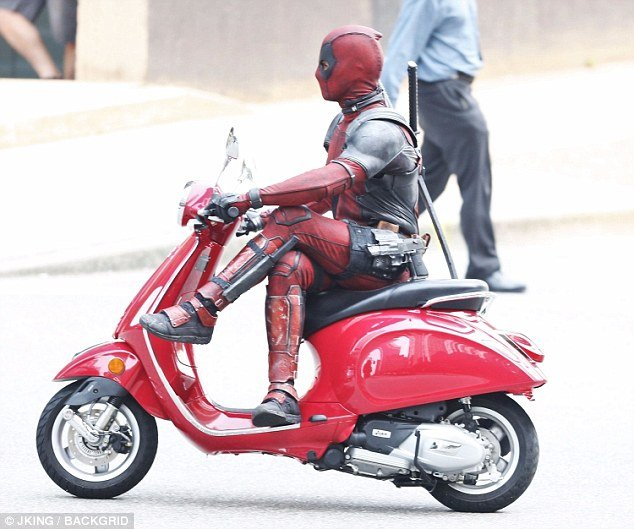 'Deadpool 2' Stunt Woman Death Was Freak, Low-Speed Accident