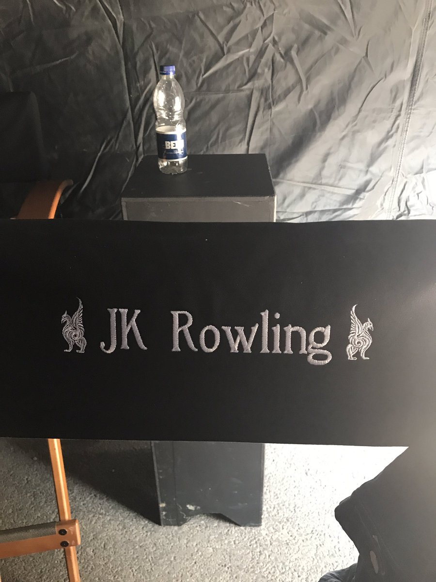 J.K. Rowling Shares First Set Pic From Fantastic Beasts And Where To Find Them 2