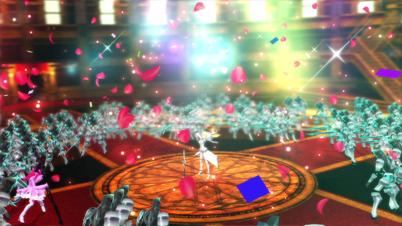 Fate/Extella: The Umbral Star (Nintendo Switch) Review