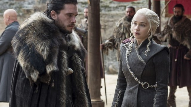 Its just weird: Emilia on Jon, Daenerys GOT intimate scene