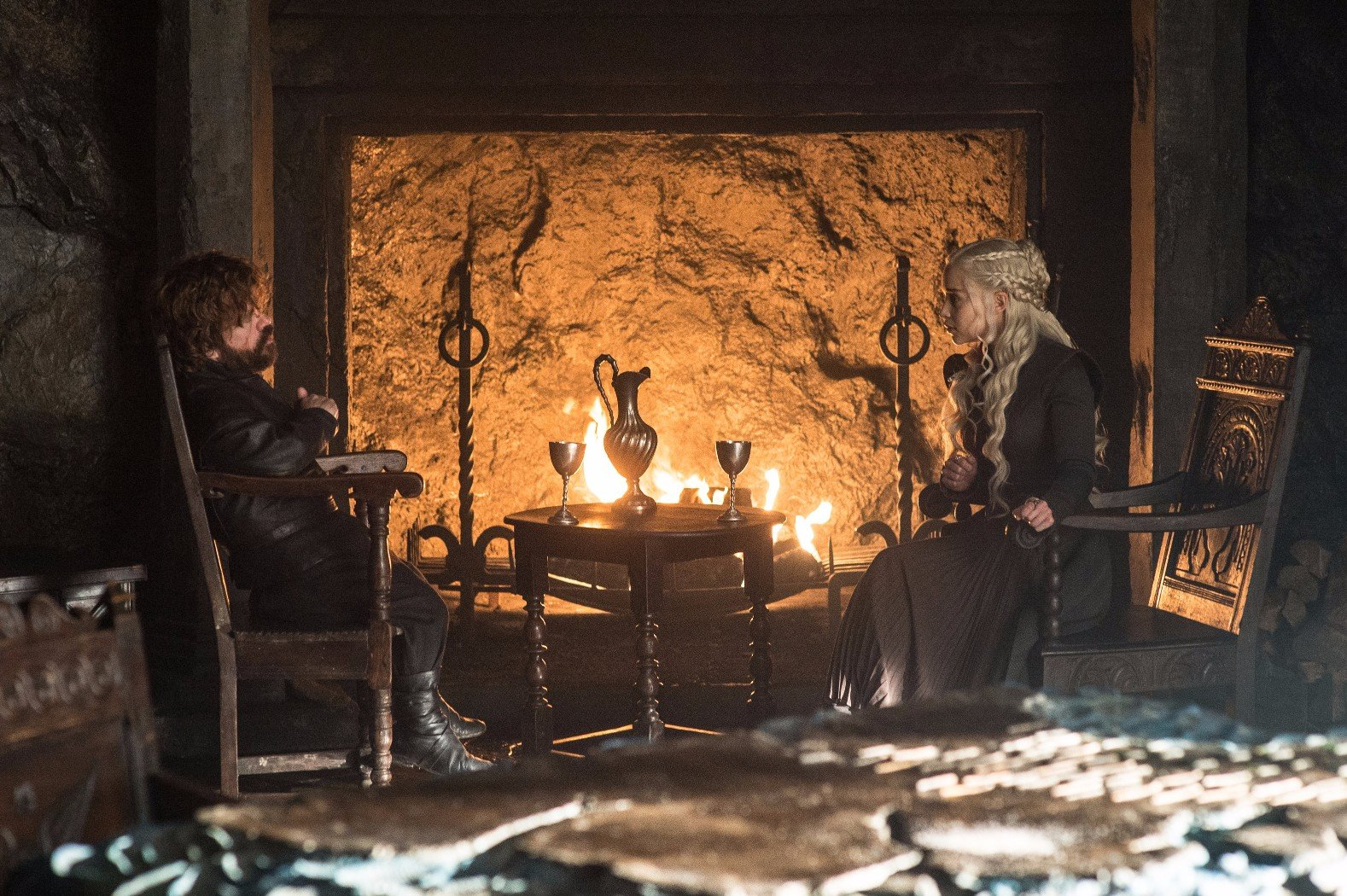 Prepare For Sunday's Grand Finale With Last Promo For Game Of Thrones Season 7