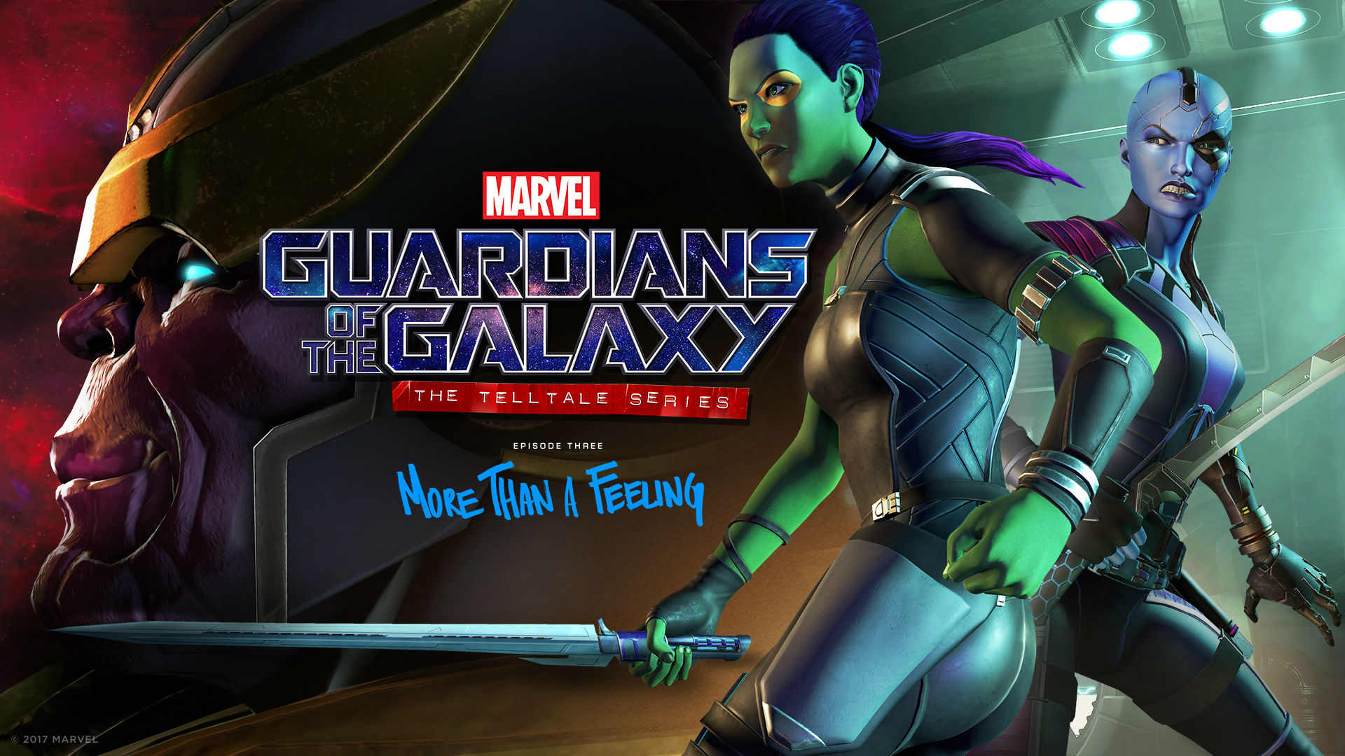 Marvel's Guardians of the Galaxy: A Telltale Series - Episode Three: More Than A Feeling Review