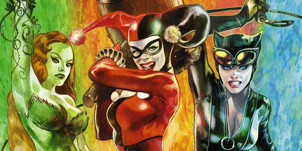 Don't Worry, Gotham City Sirens Is Still In Development