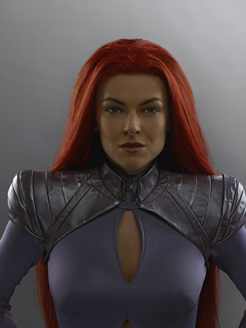 Attilan Royalty Takes Center Stage In The Latest Character Posters For Marvel's Inhumans