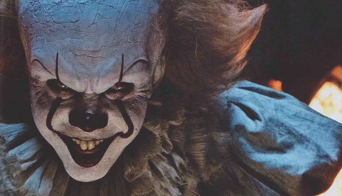 Another Two It Images Bring You Closer To Bill Skarsgård's Demented Pennywise