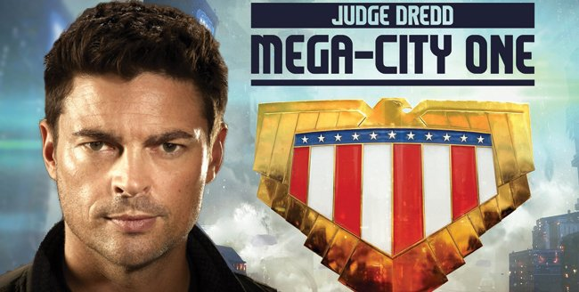 "Judge Dredd: Mega-City One Producer Reaffirms Talks With Karl Urban: ""We're Keen, He's Keen"""