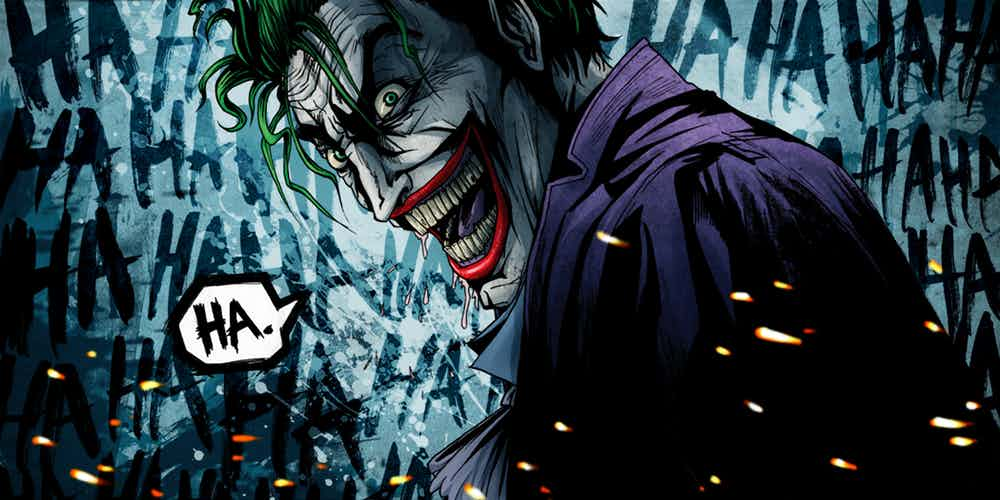 THE JOKER Origin Film In the Works With Scorsese as Producer