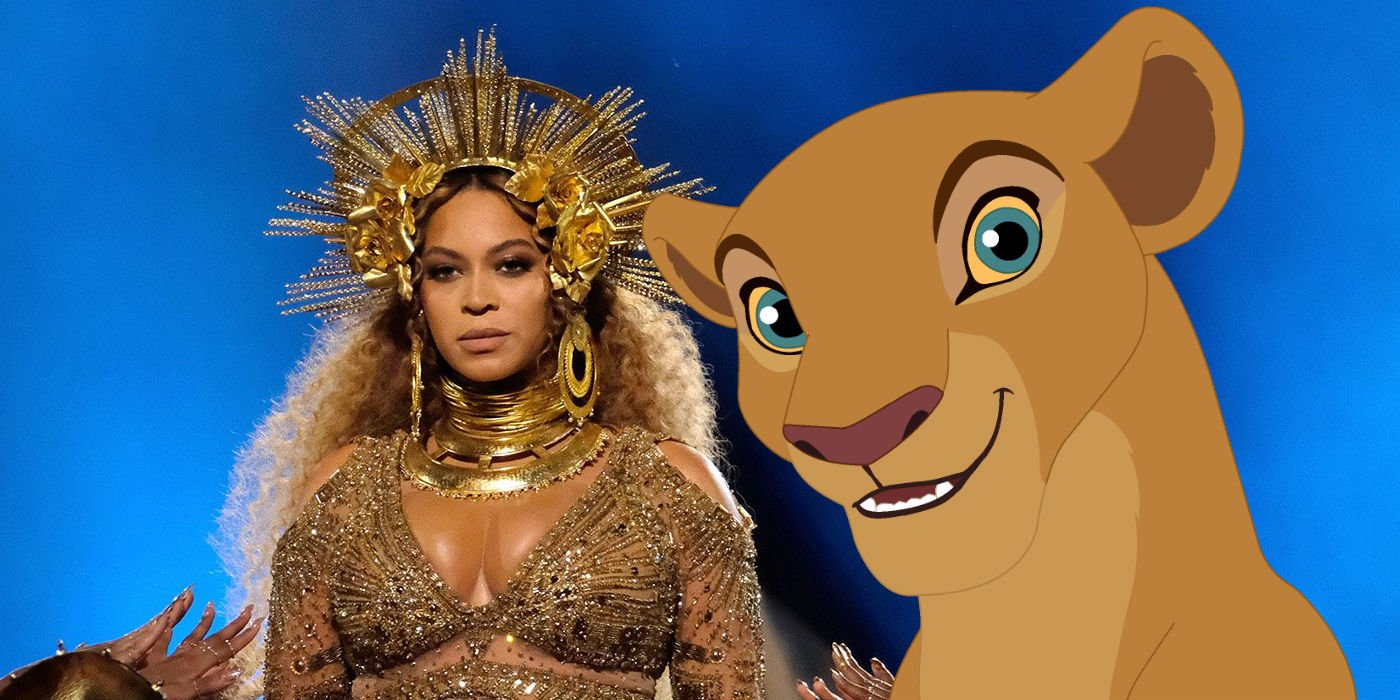 Beyoncé Close To Signing On To Voice Nala In The Lion King