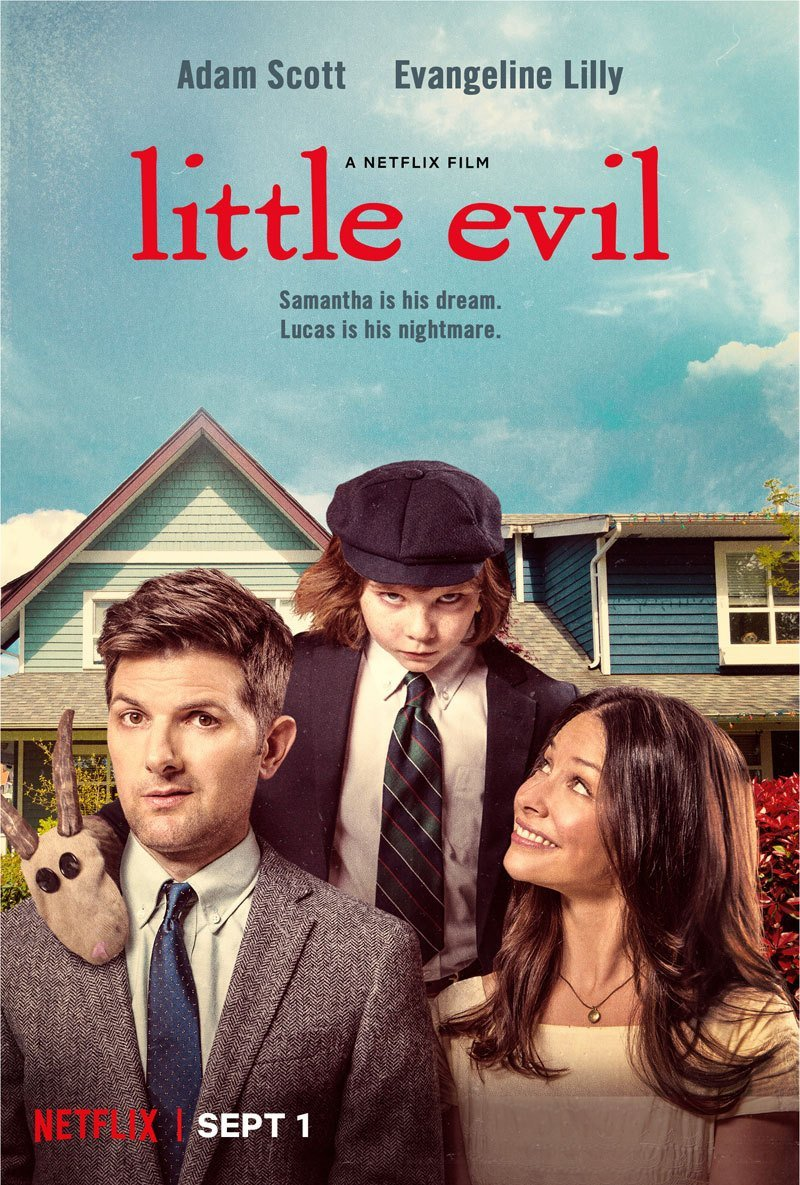 Love, Family And The Antichrist Combine In Offbeat Trailer For Netflix's Little Evil