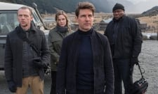 Rebecca Ferguson Takes Aim In New Mission: Impossible 6 Stills; Trailer Imminent