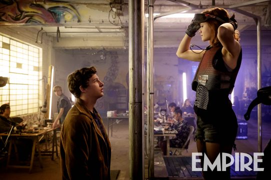 New Image Debuts From Steven Spielberg's Ready Player One