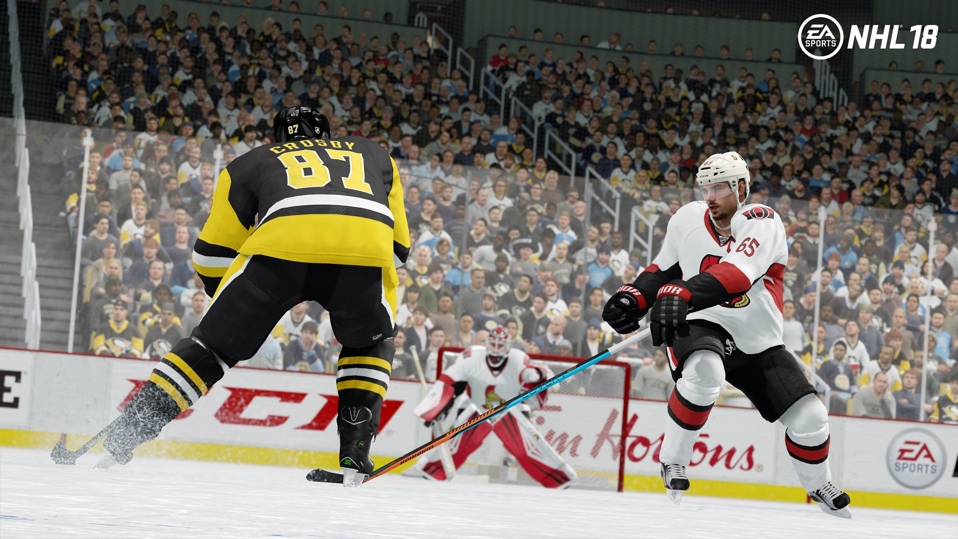 5 Things We Learned From Our Hands-On Time With NHL 18