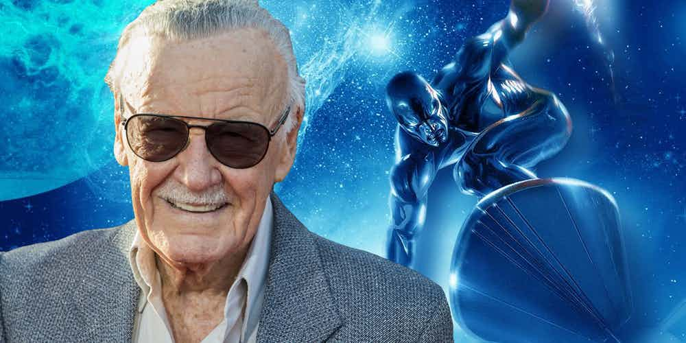 Stan Lee Would Love To See A Silver Surfer Movie