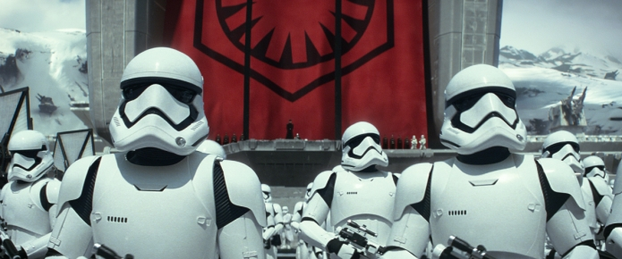 Star Wars Fans Now Debating Whether The First Order Was Socially Progressive