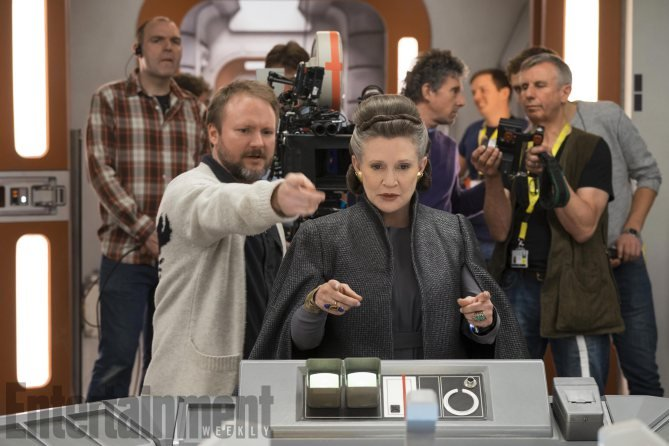 Rian Johnson's All-New Star Wars Trilogy Is An Exciting Vote Of Confidence Ahead Of The Last Jedi