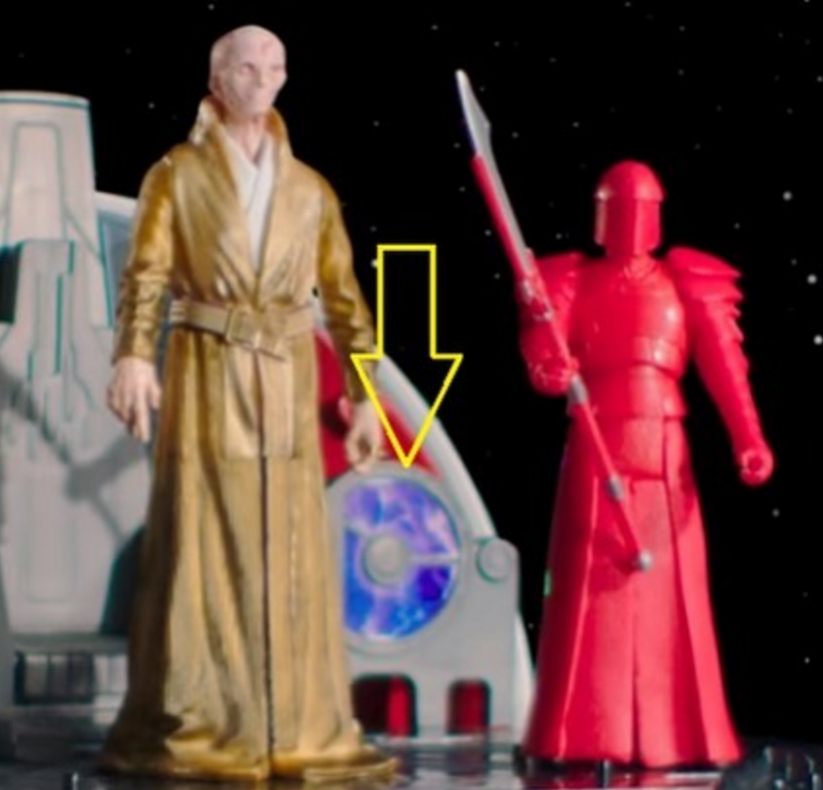 Is Snoke About To Call Upon Ancient Sith Powers In Star Wars: The Last Jedi?