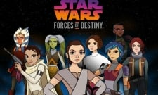 Star Wars: Forces Of Destiny Season 2 Coming This October