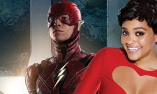 """Kiersey Clemons Not Involved In Justice League Reshoots; Teases """"Sick"""" Introduction For Iris West"""