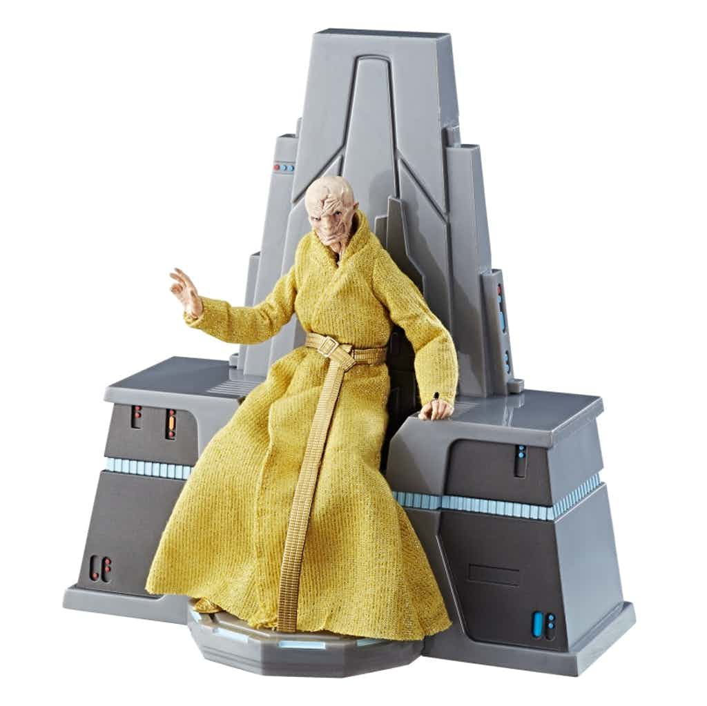 Latest Force Friday Figures For Star Wars: The Last Jedi Are All About The Dark Side