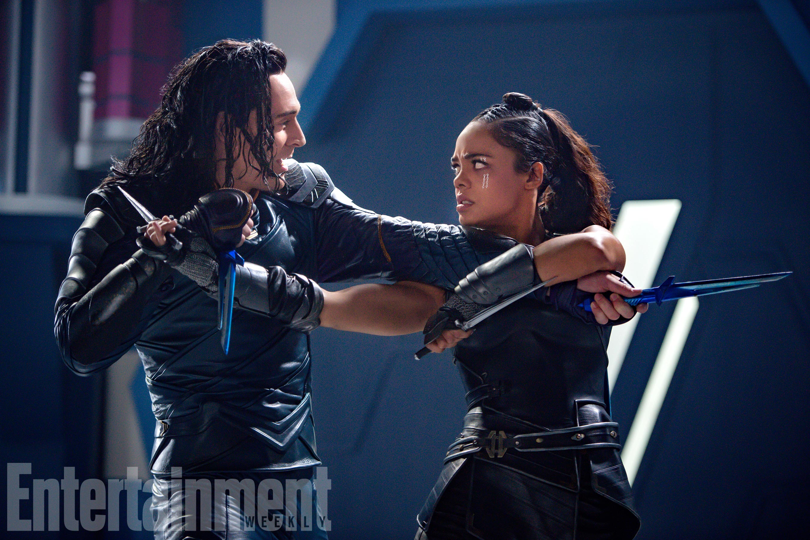 New Thor: Ragnarok images featuring Thor, Loki and Bruce Banner