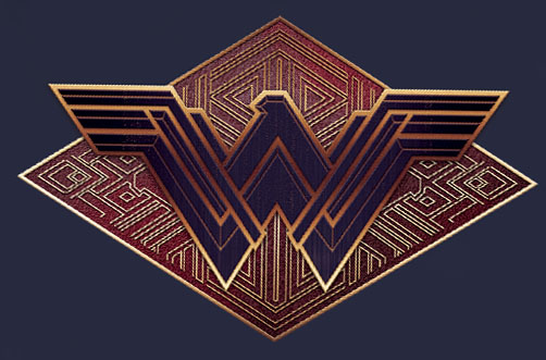 Has The Official Logo For Wonder Woman 2 Been Revealed?