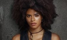 Deadpool 2 Actress Zazie Beetz Breaks Down While Paying Tribute To Dead Stuntwoman