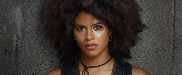 Zazie Beetz's Domino Locked In For The X-Force Movie