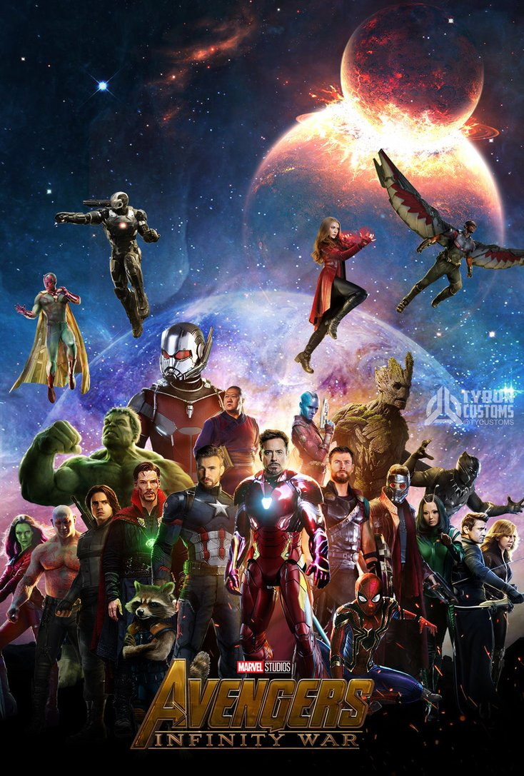 The Marvel Cinematic Universe Just Broke A Huge New Record