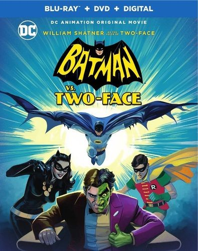Possible Batman Vs. Two-Face Release Date Leaked By Retailer