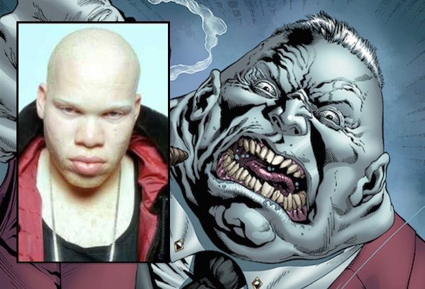Krondon Cast As Tobias Whale In Black Lightning