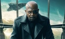 First Captain Marvel Set Photos Feature Nick Fury And Maria Hill