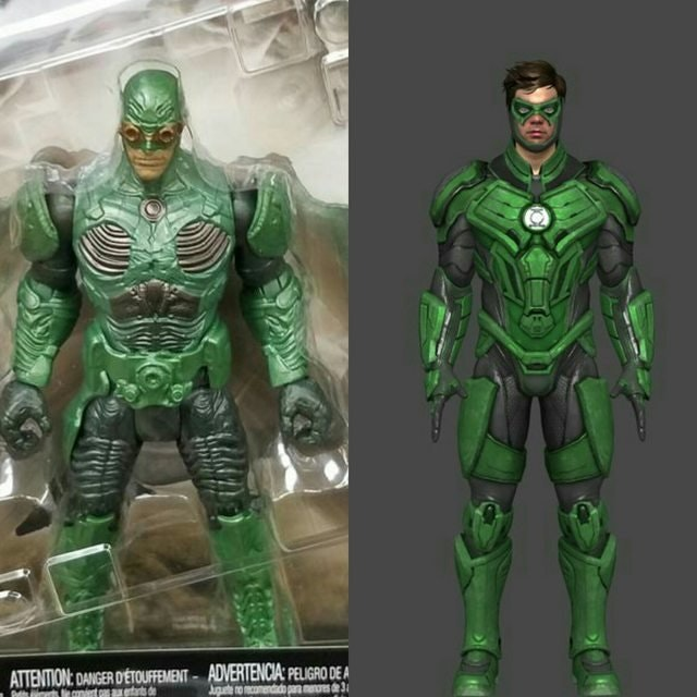 Latest Justice League Theory Paints Green Lantern As A