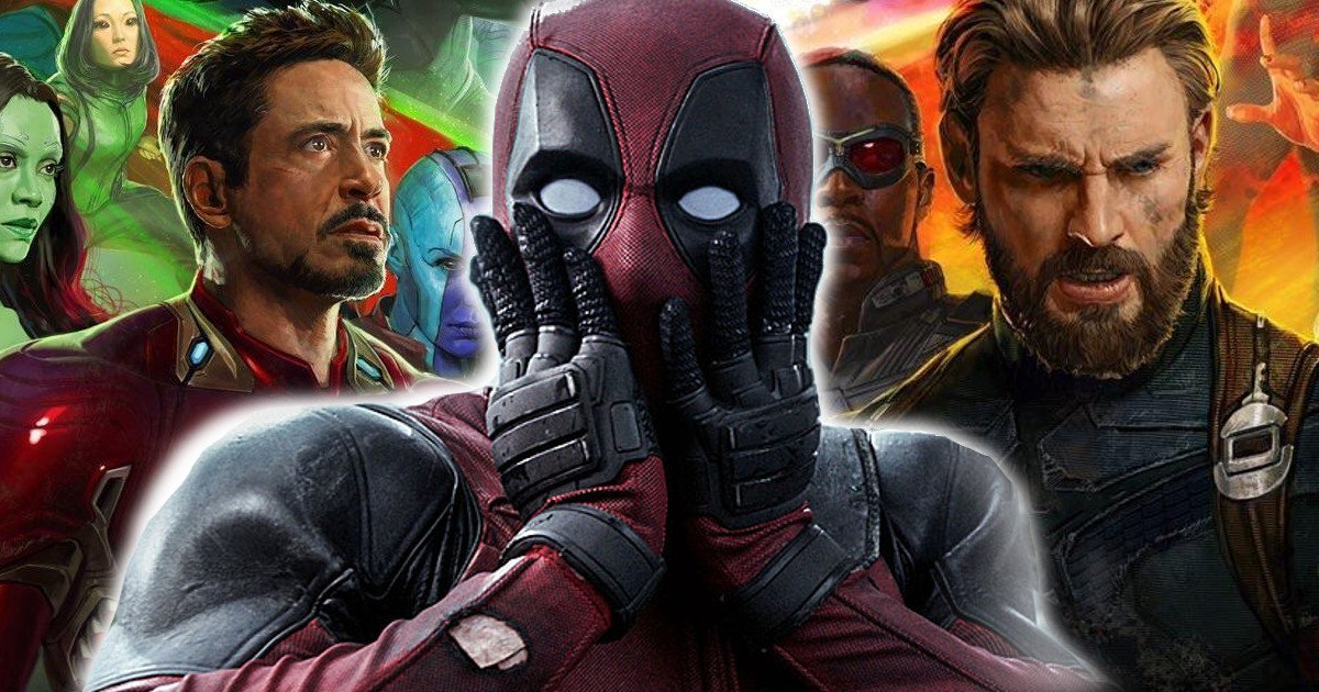 Ryan Reynolds Wants An Avengers And Deadpool Crossover