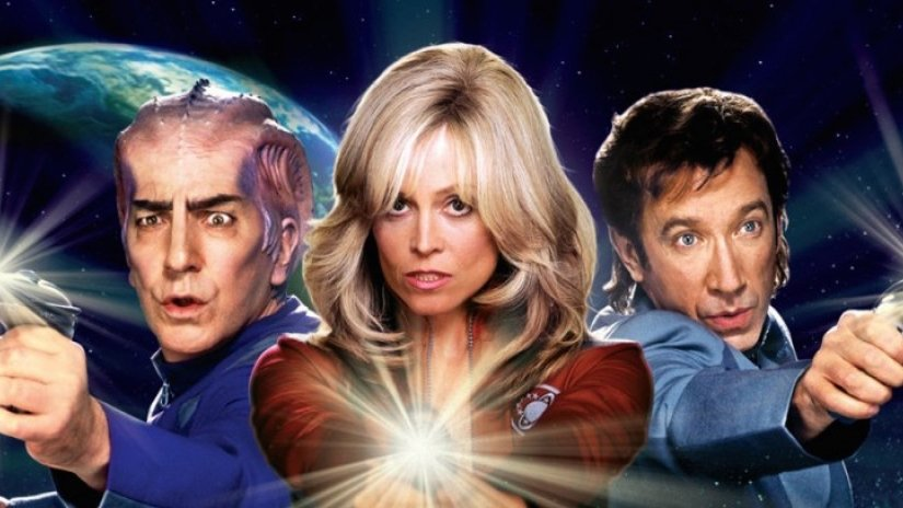 Galaxy Quest TV Show Finally Moving Ahead
