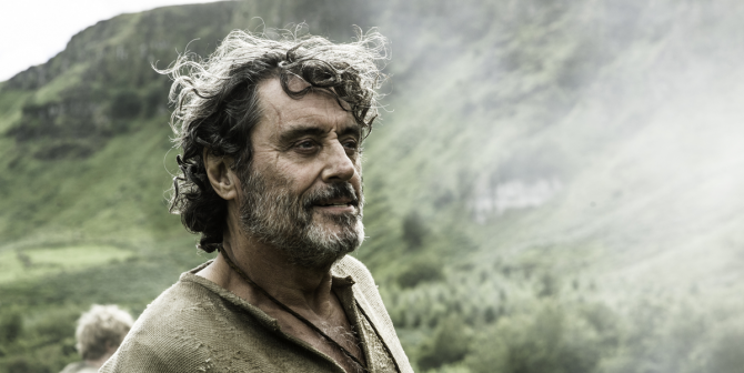 John Wick's Ian McShane To Star Opposite David Harbour In Hellboy