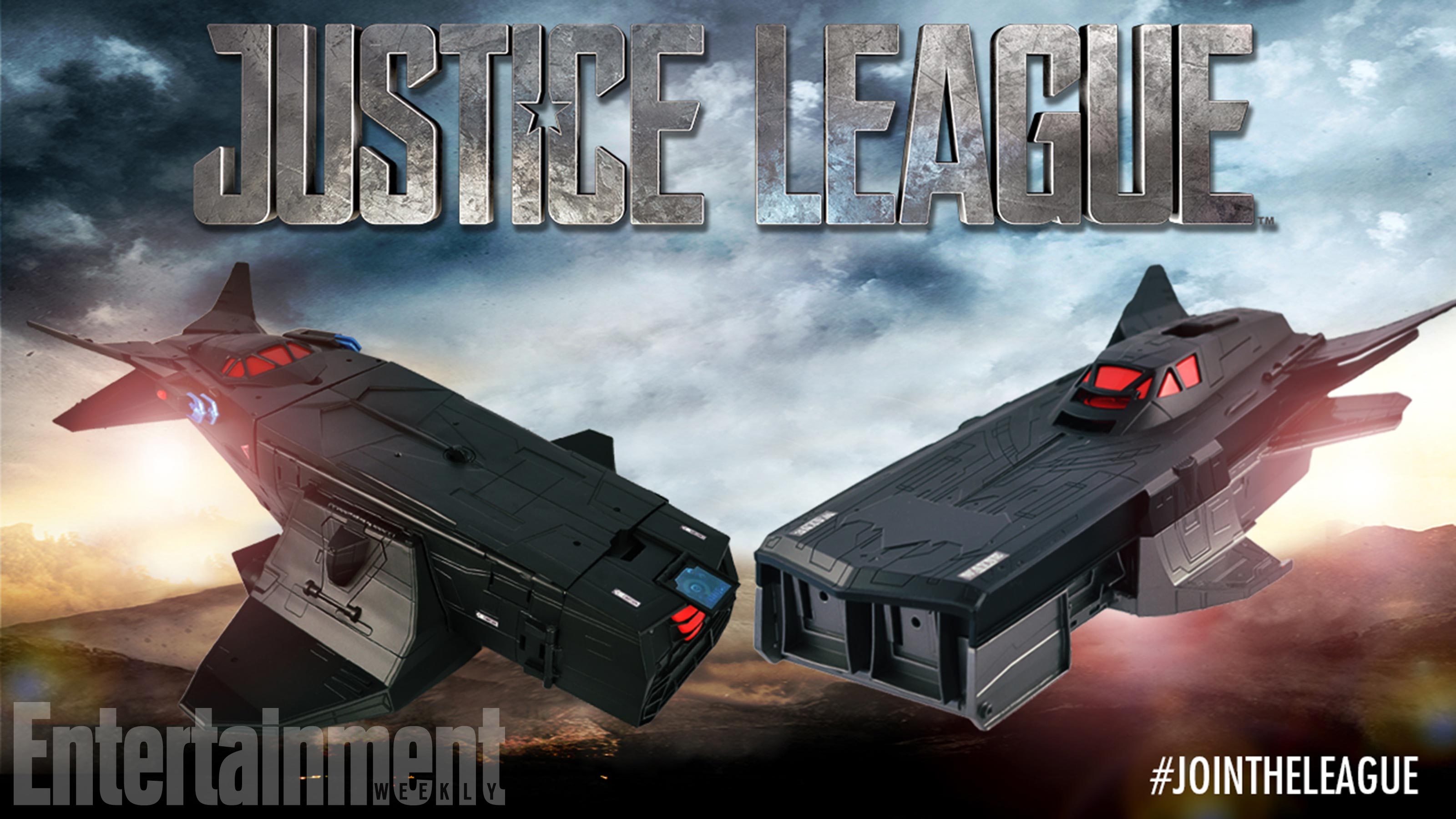 New Images Of Justice League Action Figures Offer Up-Close Looks At Steppenwolf And Parademons