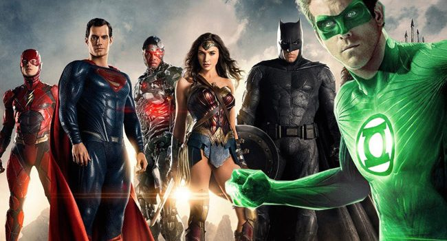 Justice League Soundtrack Listing Points To A Green Lantern Cameo